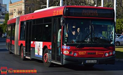 Autobuses de Sevilla (Tussam) 49784393916_904fbf0740_w