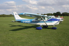 G-BMMK Cessna 182P [182-64117] Sywell 310818
