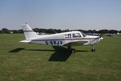 G-BRJV Piper PA-28-161 [2841167] Sywell 020918