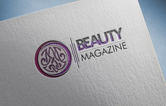 Beauty Magazine Logo for inspiration