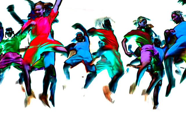 Dance ¬ 3718