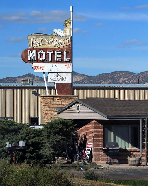Lazy K Ranch Motel