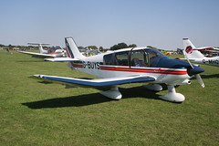 G-BUYS Robin DR.400-180 [28R-30435] Sywell 020918