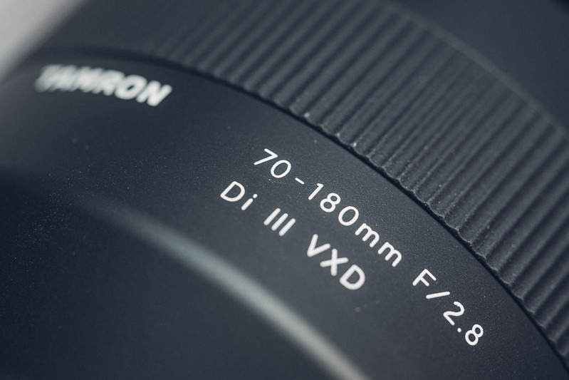 Tamron 70-180mm F/2.8 DiIII VXD|A056 開箱