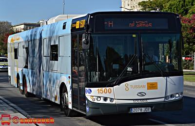 Autobuses de Sevilla (Tussam) 49784718257_08b9580676_w
