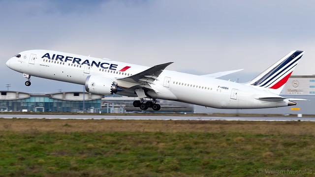 Boeing 787-9 Dreamliner F-HRBH Air France