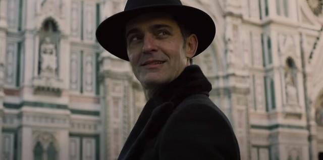 Andrés de Fonollosa (Berlín) en Florencia - Uno de los escenarios que aparecen en La Casa de Papel