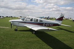 G-BXVU Piper PA-28-161 [28-7816063] Sywell 310818