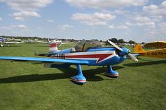 G-BXRB Mudry CAP-10B [100] Sywell 310818