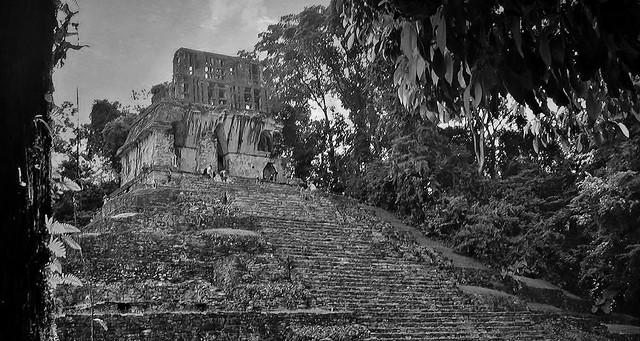 MEXICO, Chiapas,  Historisches Highlight - die Mayastätte Palenque , 19663/12576