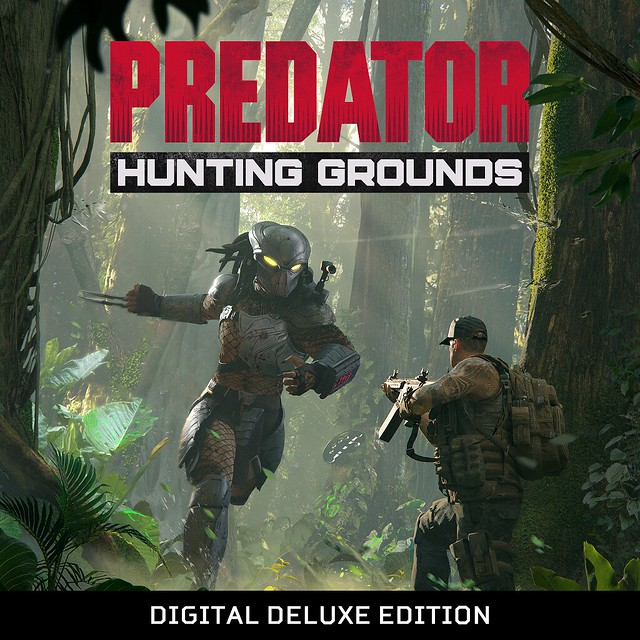 Predator: Hunting Grounds Digital Deluxe Edition