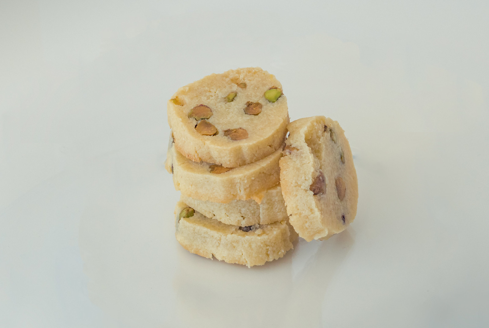 Recipe: Low-Carbohydrate, Healthy Fat Pistachio Shortbread Cookies