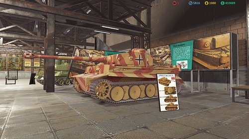 TMS (PC) - Tiger I Rebuild Complete