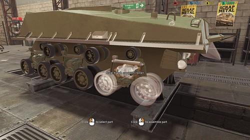 TMS (PC) - M4A3E8 Sherman 'Easy 8' Track Rebuild