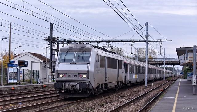 (FR-SNCF) BB 26049