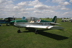 G-BXVK Robin HR200-120B [326] Sywell 310818