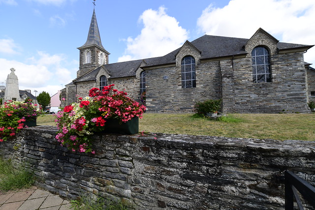 St. Martin-sur-Oust, Bretagne, France August_2019_235