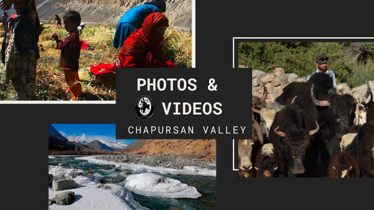 Pamir Serai – Selection of links to images of Chapursan - Hunza