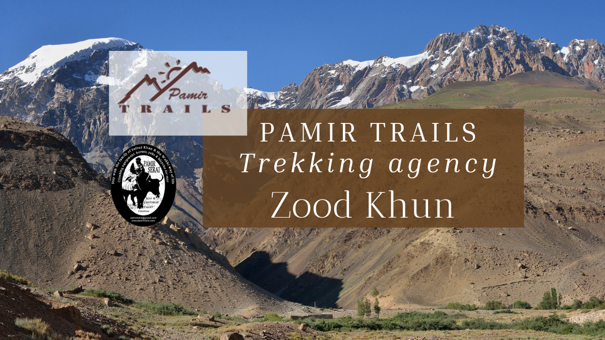 Pamir Serai tours by Pamir Trails