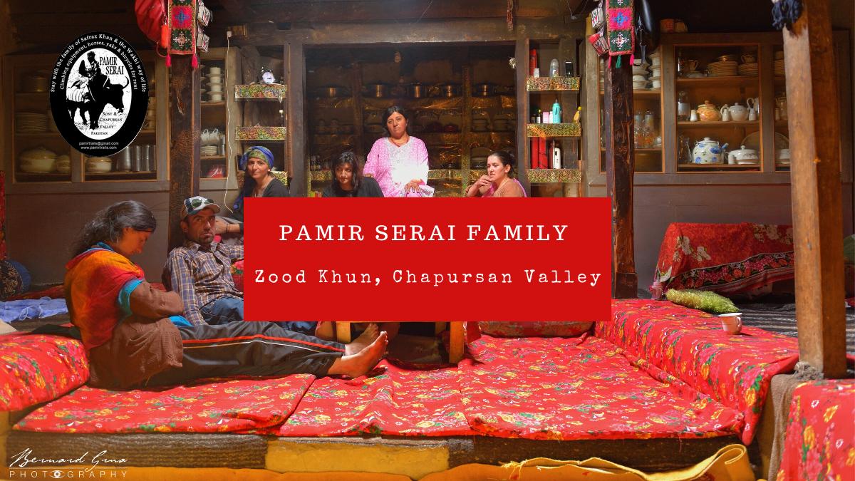 Pamir Serai Guest Houses Family Zood Khun