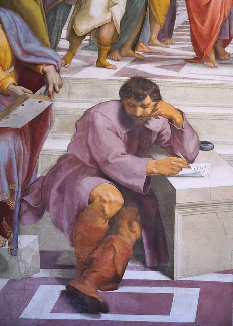 Heraclitus ...
