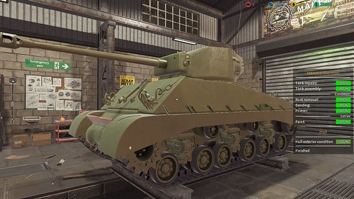 TMS (PC) - M4A3E8 Sherman 'Easy 8' Complete