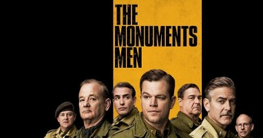 Dónde se rodó Monuments Men