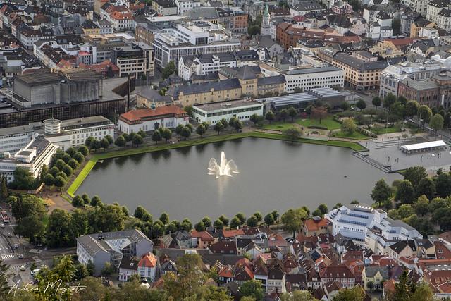 Lille Lungegårdsvannet - Bergen (Norway)