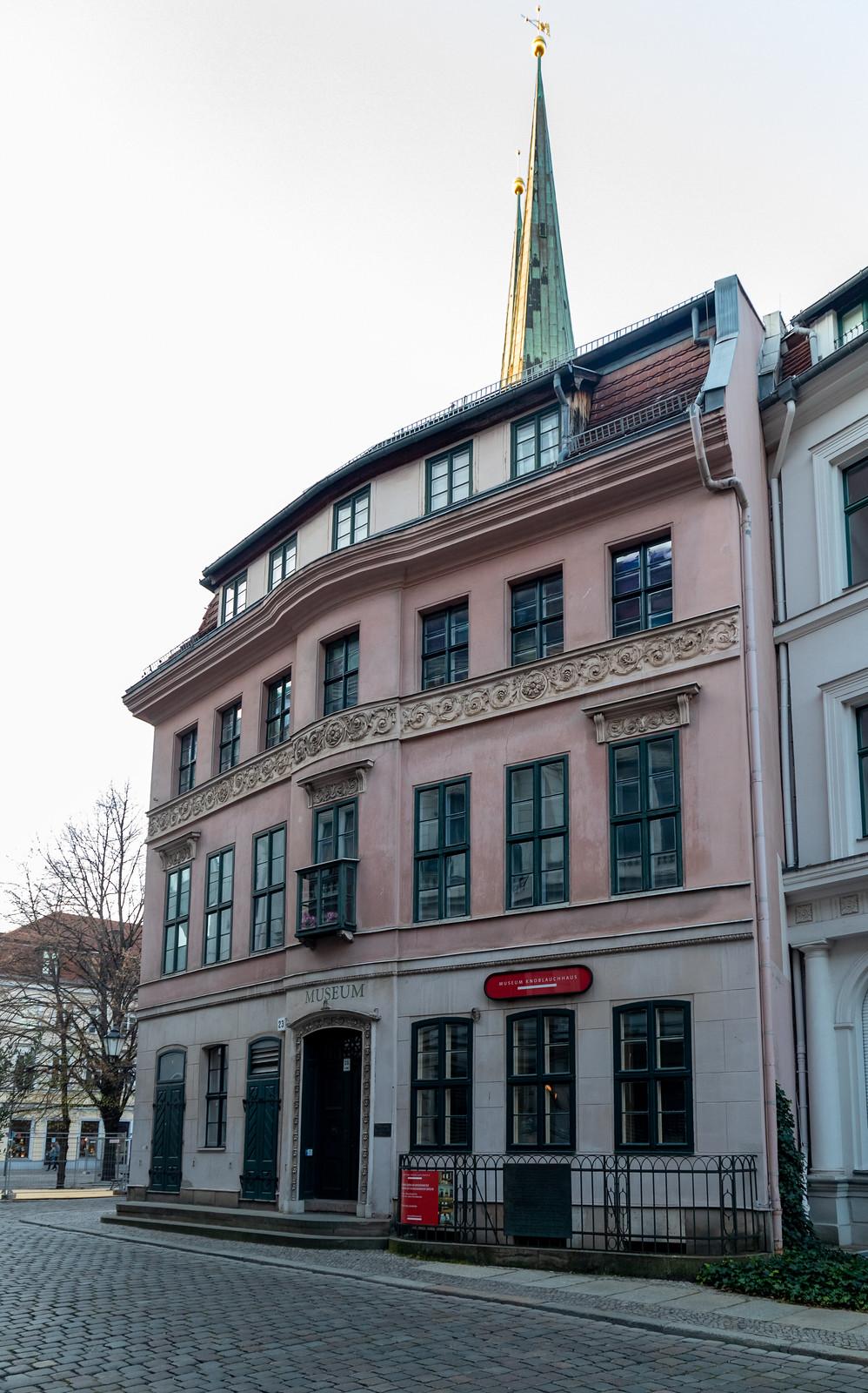 Das Knoblauchhaus
