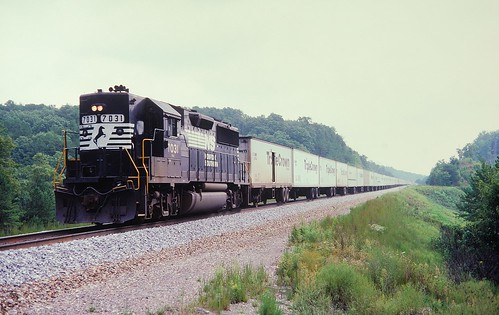 gp50 norfolksouthern