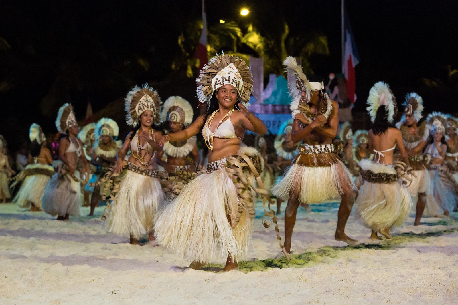 Heiva i Bora Bora 2016