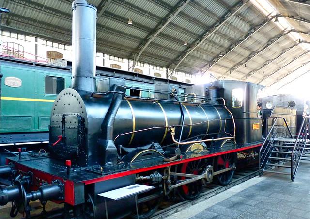 Museo Ferroviario Delicias