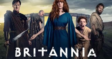 Where is britannia filmed