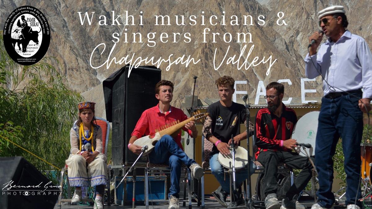 Pamir Serai presentation of music inhe Chapursan Valley