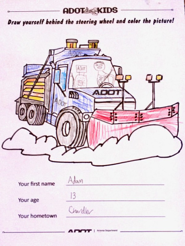 ADOT Kids: Snowplows