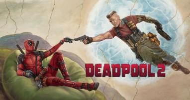 Where was Deadpool 2 filmed