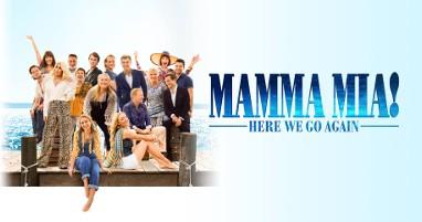 Where was Mamma Mia 2filmed