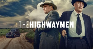 Where was The highwaymen filmed