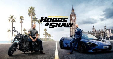 Where was Hobbs and Shaw filmed