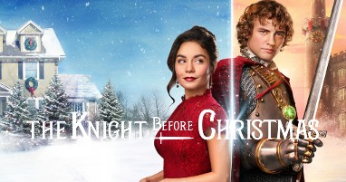 Where was the knight before christmas filmed