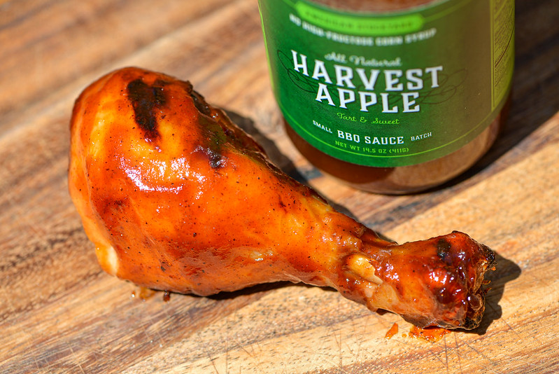 Harvest Apple BBQ Sauce