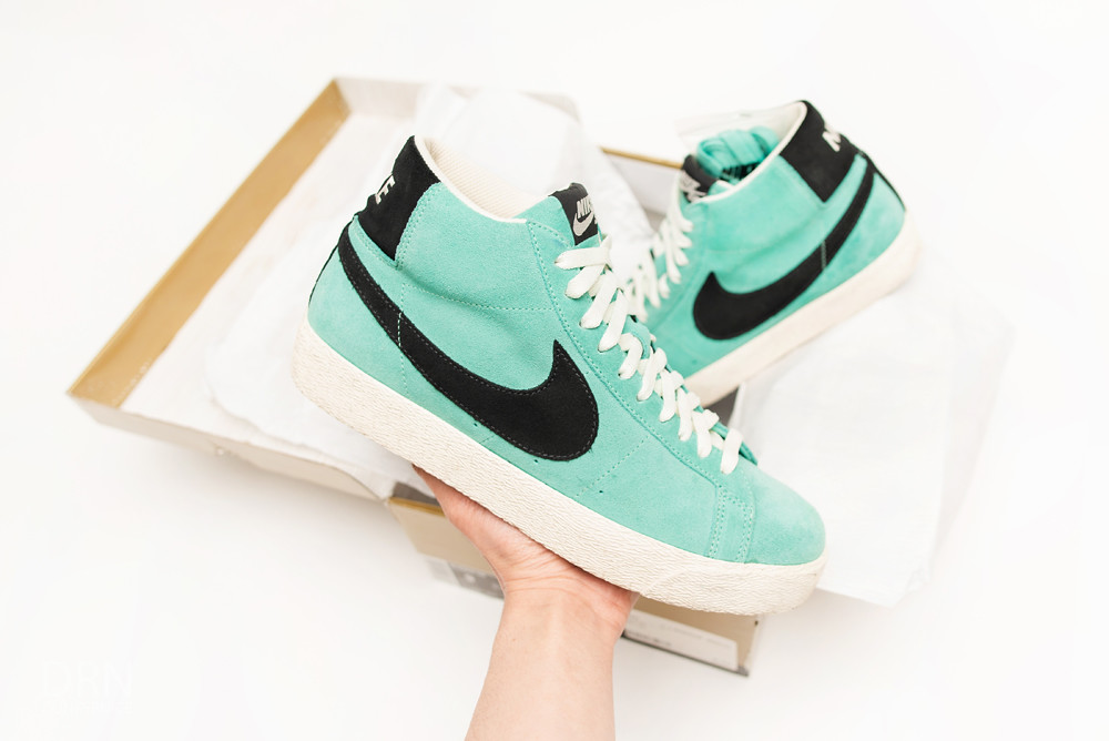 2008 Azure/Sea Crystal Blazer SB.