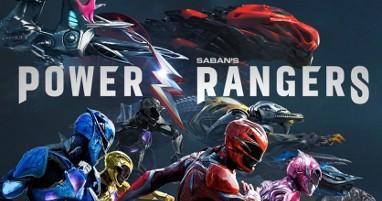 Dónde se rodó Power Rangers
