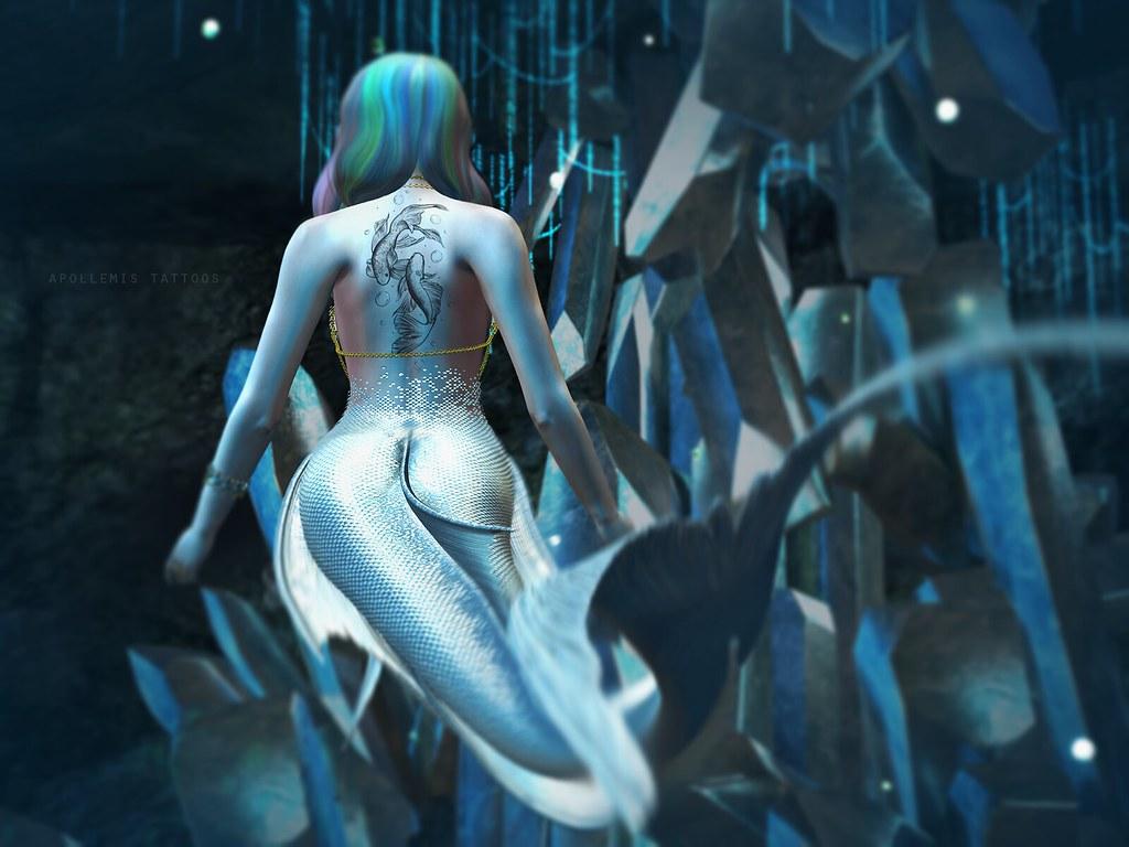 Mermaid tale...