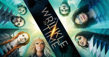Where was Wrinkle in time filmed