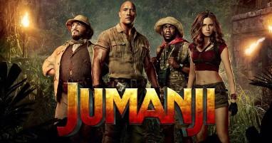 Dónde se rodó Jumanji