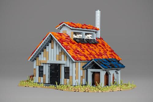 LEGO Maple Sugar Shack