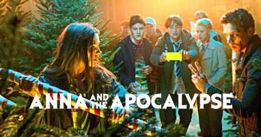Where was Anna and Apocalypse filmed