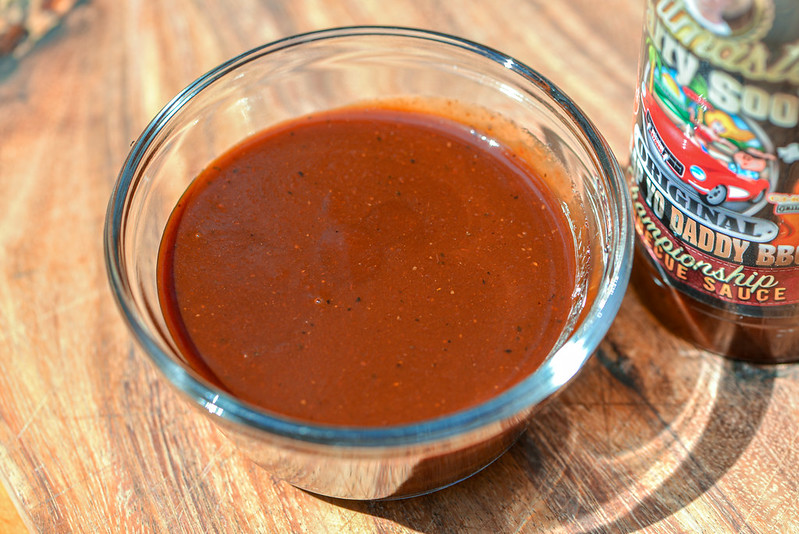 Pitmaster Harry Soo's Slap Yo Daddy Championship Barbecue Sauce