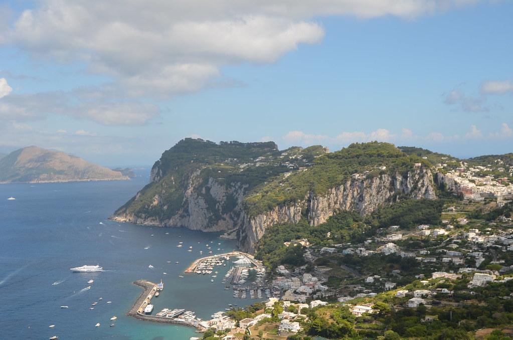 The landscapes of Capri VIII
